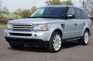 Used 2007 Land Rover Range Rover Sport SC ** 116,826 KM ** Mint for sale in North York, ON