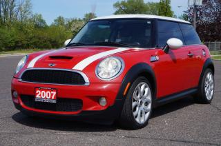 Used 2007 MINI Cooper S 6-Speed Manual *No Accident*  Very Clean Car! for sale in North York, ON