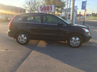Used 2008 Honda CR-V AWD,AUTO,207K,SAFETY+3YEARS WARRANTY INCLUDED for sale in North York, ON