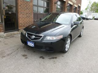 Used 2004 Acura TSX Premium for sale in Weston, ON