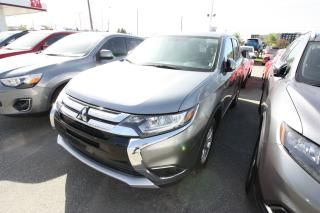 Used 2017 Mitsubishi Outlander ES AWC for sale in Sherbrooke, QC
