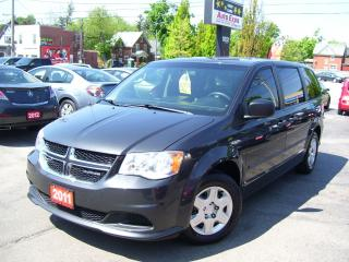 Used 2011 Dodge Grand Caravan SE,Certified,New Brakes all around for sale in Kitchener, ON