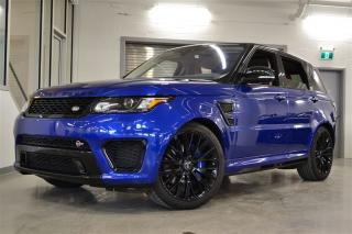 Used 2017 Land Rover Range Rover Sport V8 for sale in Laval, QC