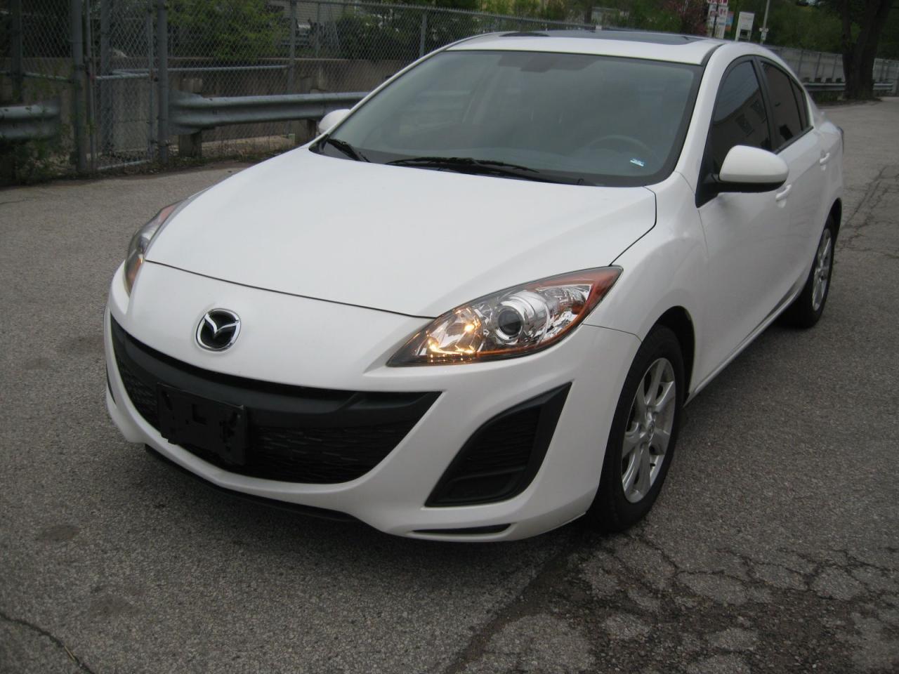 2011 Mazda MAZDA3 GS! LIMITED