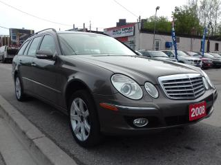 Used 2008 Mercedes-Benz E350 3.5L . $5995 CERTIFIED for sale in Scarborough, ON