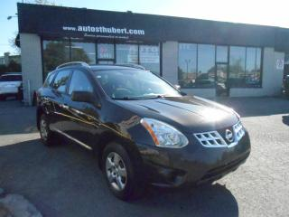 Used 2011 Nissan Rogue 2.5 S AWD for sale in Saint-hubert, QC