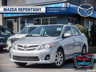 Used 2013 Toyota Corolla Ce T.ouvrant for sale in Repentigny, QC