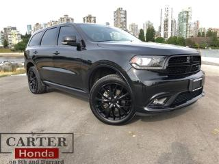 Used 2015 Dodge Durango Limited + May Day Sale! MUST GO! for sale in Vancouver, BC