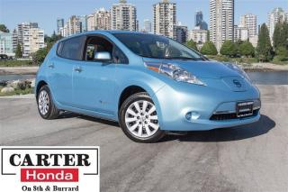 Used 2015 Nissan Leaf S for sale in Vancouver, BC