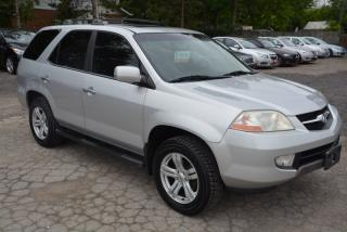 Used 2002 Acura MDX 5dr 4WD Sport Utility for sale in Hornby, ON