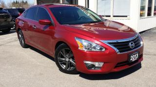 Used 2013 Nissan Altima 2.5 SV for sale in Kitchener, ON