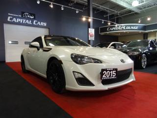 Used 2015 Scion FR-S BLUETOOTH / POWER GROUP / 6 SPEED for sale in North York, ON