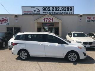 Used 2013 Mazda MAZDA5 GS, Alloys, WE APPROVE ALL CREDIT for sale in Mississauga, ON