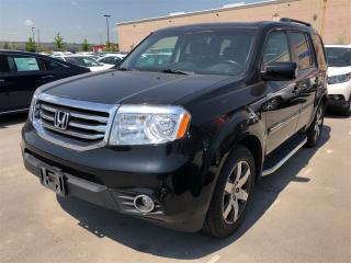 Used 2012 Honda Pilot Touring (A5) for sale in Brampton, ON
