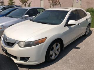 Used 2009 Acura TSX Technology Package for sale in Brampton, ON