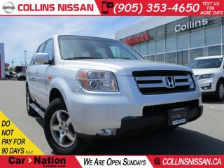 Used 2007 Honda Pilot EX-L | NAVI | SUNROOF | LEATHER | LOW KM'S | for sale in St Catharines, ON