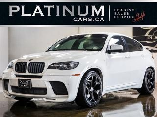 Used 2009 BMW X6 xDrive50i 400HP, NAVI, CAM, SUNROOF, Heated Lthr for sale in Toronto, ON