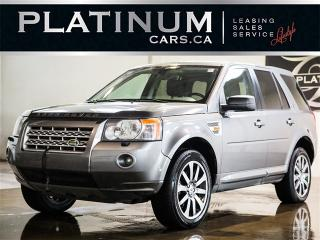 Used 2008 Land Rover LR2 HSE, HSE, AWD, PANO, Heated LTHR, Xenon for sale in Toronto, ON