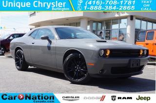 Used 2018 Dodge Challenger SXT| BLACKTOP PKG| NAV| ALPINE SOUNDS| REAR CAM for sale in Burlington, ON