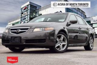 Used 2006 Acura TL Navi 5 SPD at Bluetooth| Leather| Heated Seat for sale in Thornhill, ON