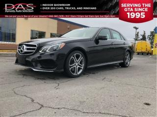 Used 2014 Mercedes-Benz E-Class E250 BlueTEC/4MATIC/NAVIGATION/360 CAMERA for sale in North York, ON
