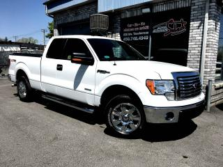 Used 2012 Ford F-150 Cabine ord 2RM 126 po XLT for sale in Longueuil, QC