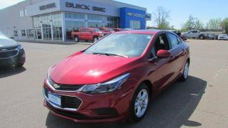 Used 2017 Chevrolet Cruze LT for sale in Arnprior, ON