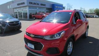 Used 2017 Chevrolet Trax LT / $153.00 bi-weekly for 84 mths for sale in Arnprior, ON