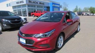 Used 2017 Chevrolet Cruze LT / $145.00 bi-weekly for 84 mths for sale in Arnprior, ON