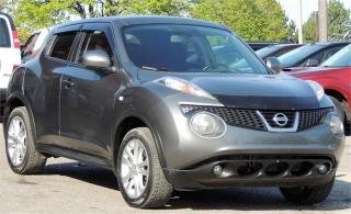 Used 2012 Nissan Juke SL for sale in Etobicoke, ON