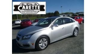 Used 2016 Chevrolet Cruze Lt toit ouvrant for sale in East broughton, QC