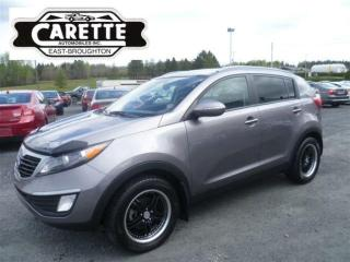 Used 2011 Kia Sportage 4X2 for sale in East Broughton, QC