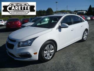 Used 2016 Chevrolet Cruze LT for sale in East Broughton, QC