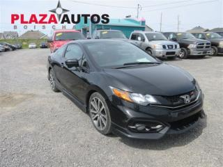 Used 2015 Honda Civic SI for sale in Boischatel, QC