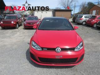 Used 2015 Volkswagen Golf GTI 3-Door Performance for sale in Boischatel, QC