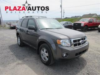 Used 2012 Ford Escape XLT for sale in Boischatel, QC