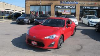 Used 2013 Scion FR-S TORSEN LIMITED SLIP/PIONEER/MANUAL for sale in North York, ON
