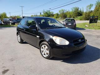 Used 2008 Hyundai Accent AUTO A/C 124K SAFETIED GL for sale in Madoc, ON