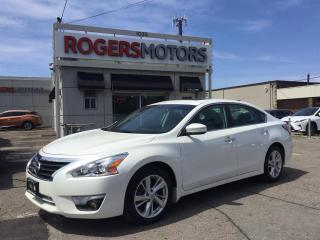 Used 2015 Nissan Altima 2.5 SL - NAVI - LEATHER - REVERSE CAM for sale in Oakville, ON