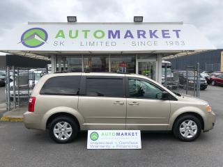 Used 2008 Dodge Grand Caravan SE DVD STOW N GO! FINANCE IT IN-HOUSE for sale in Langley, BC