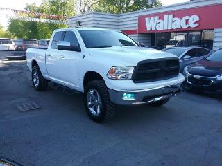 Used 2011 RAM 1500 SPORT QUAD CAB 4WD for sale in Ottawa, ON