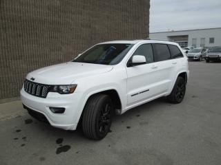 Used 2018 Jeep Grand Cherokee Altitude IV 4x4 *Disponibilité limitée* for sale in Gatineau, QC