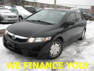 Used 2010 Honda Civic DX-G for sale in North York, ON