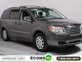 Used 2010 Chrysler Town & Country TOURING A/C GR ELECT for sale in Saint-leonard, QC