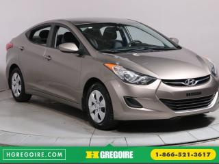 Used 2013 Hyundai Elantra L GR ELECT for sale in Saint-leonard, QC