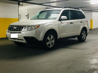 Used 2011 Subaru Forester 2.5X Convenience PZEV for sale in Ottawa, ON
