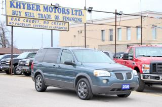 Used 2006 Pontiac Montana SV6 for sale in Brampton, ON