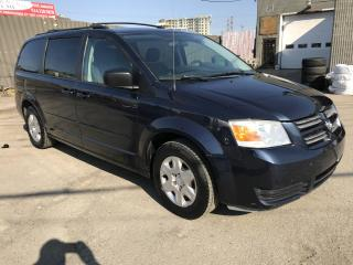 Used 2008 Dodge Grand Caravan Familiale 4 portes SE for sale in Montreal-nord, QC
