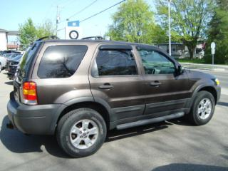 Used 2006 Ford Escape XLT 4X4 for sale in Sainte-therese, QC