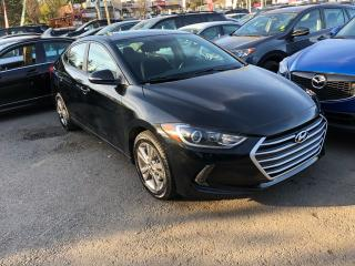 Used 2017 Hyundai Elantra GL, BACK UP CAMERA , SCREEN. for sale in Scarborough, ON